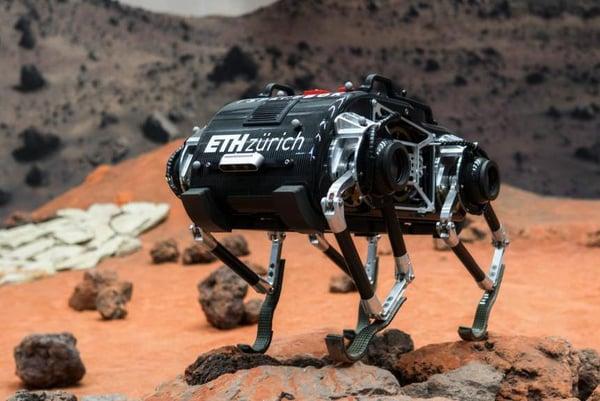 SpaceBok-robotic-hopper-being-tested-at-ESAs-Mars-Yard
