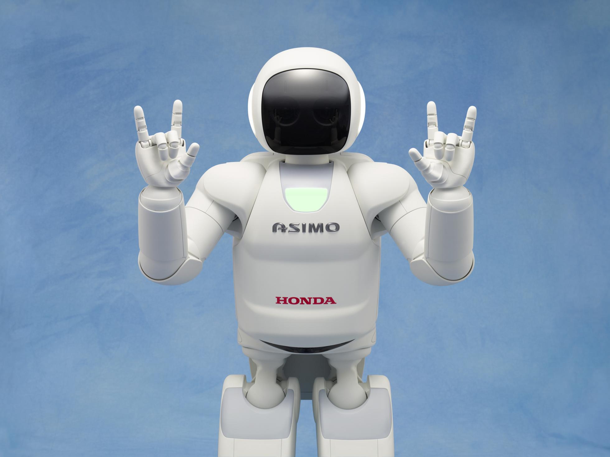 asimo-robotic-history