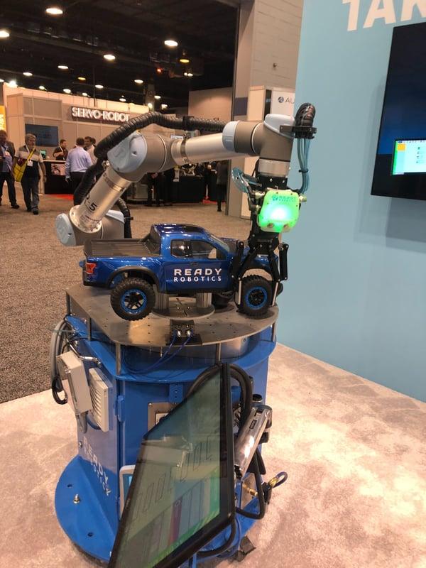 car ready robotics