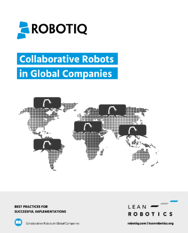 collaborative-robots in-global companies