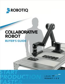 Guía del comprador de cobots