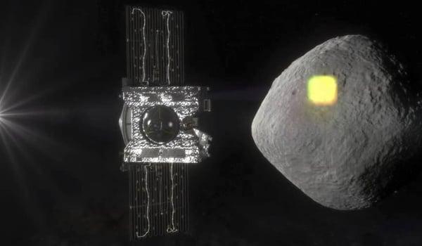 Artist's-impression-of-OSIRIS-REx-spacecraft-mapping-Bennu