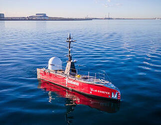 Robotics being used for marine exploration