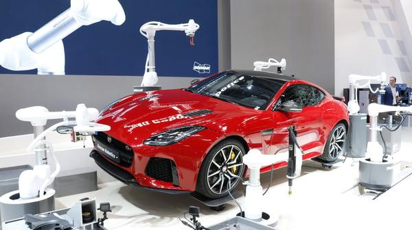 Automatica 2018 Jaguar