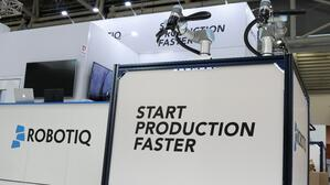 Automatica 2018 Start Production Faster