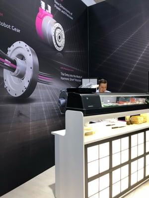 Automatica 2018 Sushi Bar-1