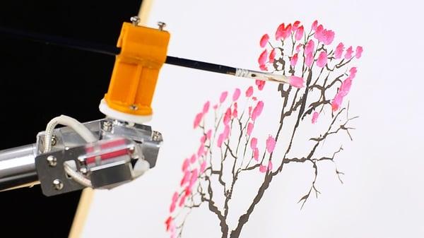 robots-art-painting