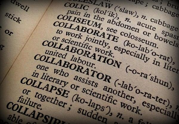 word-collaboration-in-dictionnary