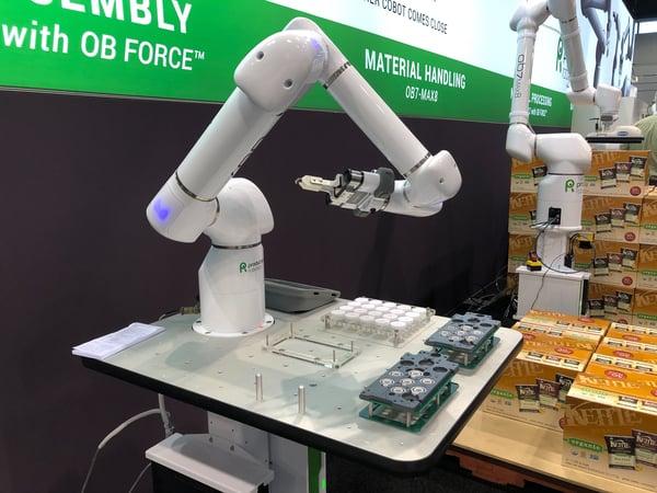 productive robotics automate