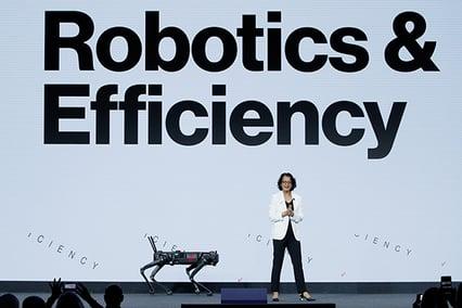 Verizon 5G robotics division