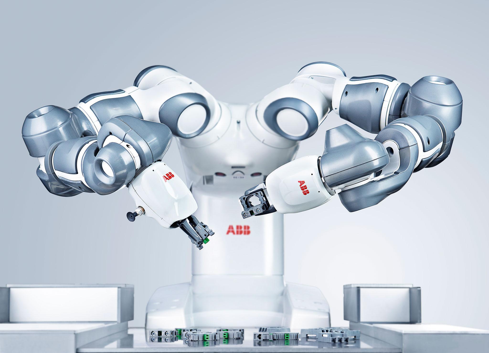 abb-yumi-collaborative-robot