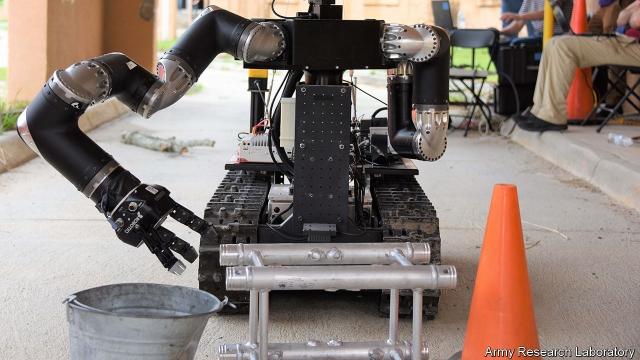 What's New In Robotics? 27.09.2019
