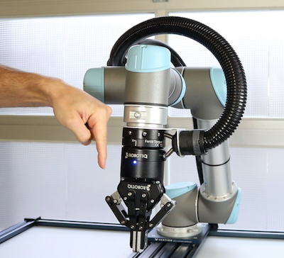 Robotiq Updates FT 300 Sensitivity For High Precision Tasks With Universal Robots