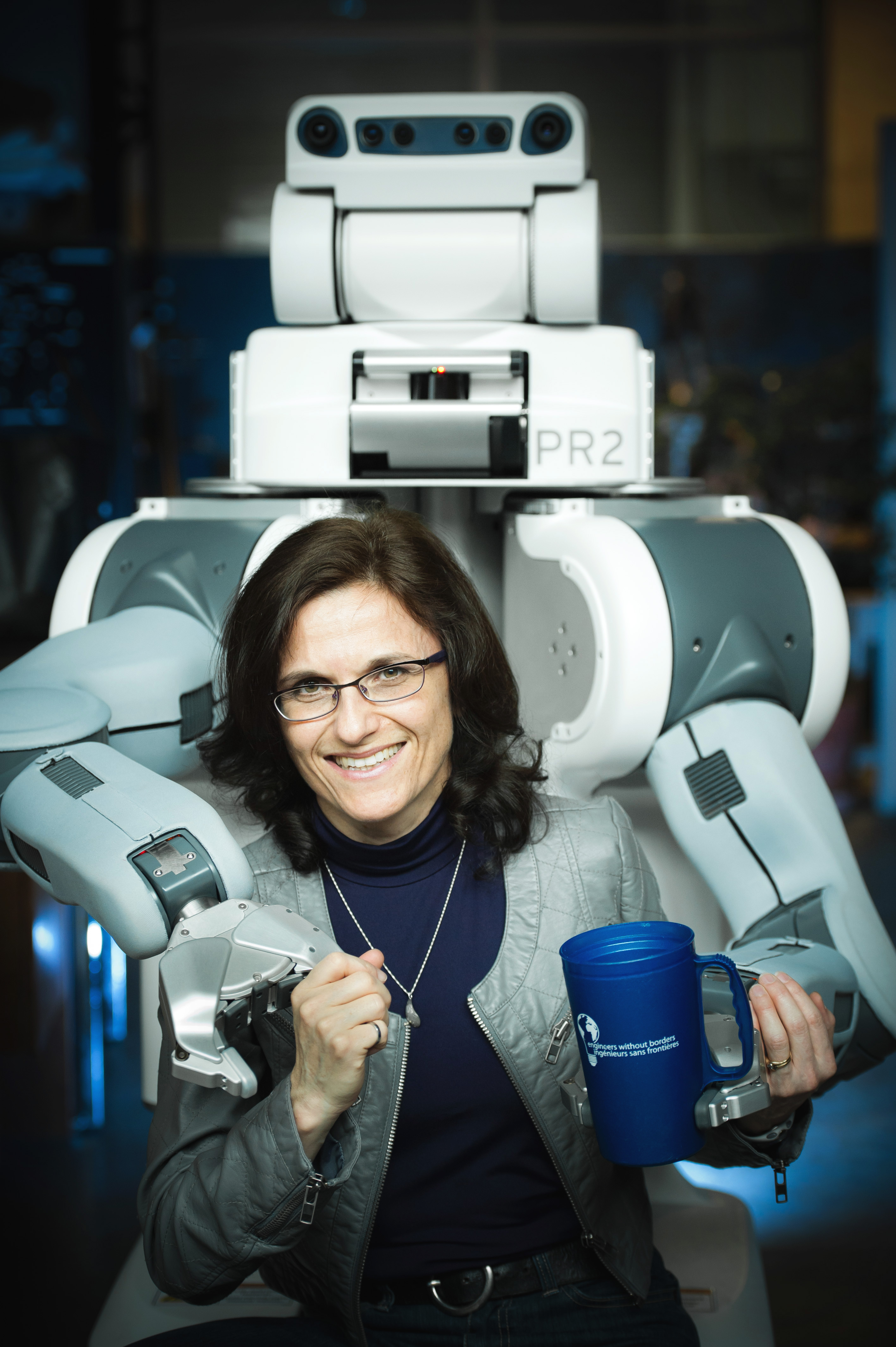 The Cobot Experience: Elizabeth Croft & The Rules of the Handover
