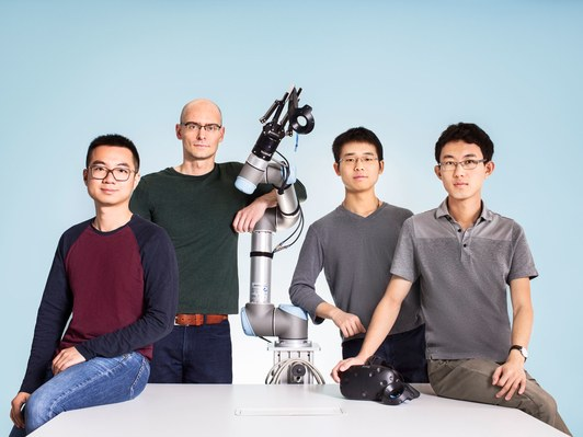 What's New In Robotics This Week - Nov 10