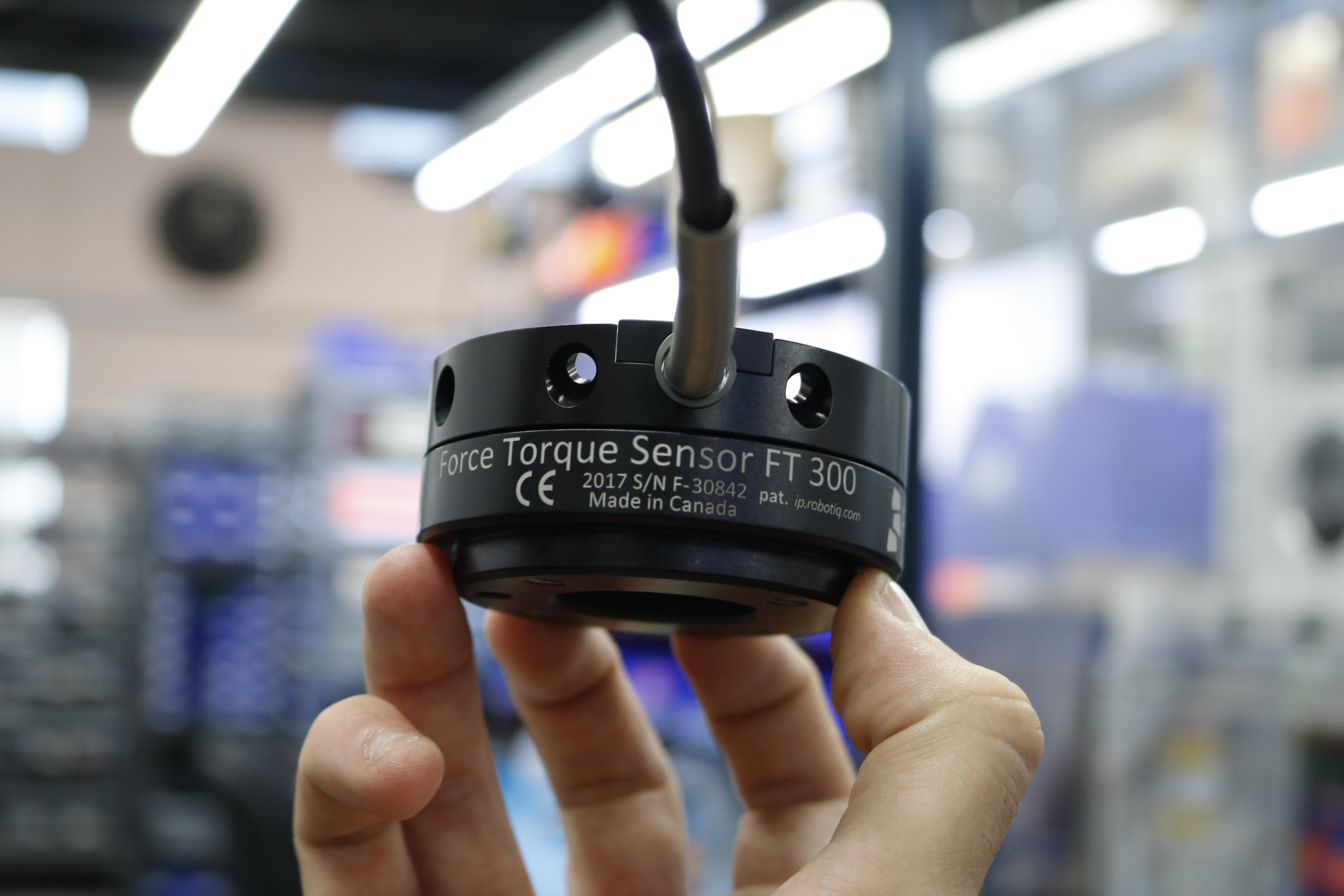 What's the Potential of Force Torque Sensors in Collaborative Robotics?