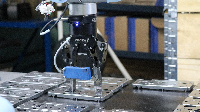 Manual to Robotic Cell Conversion Checklist