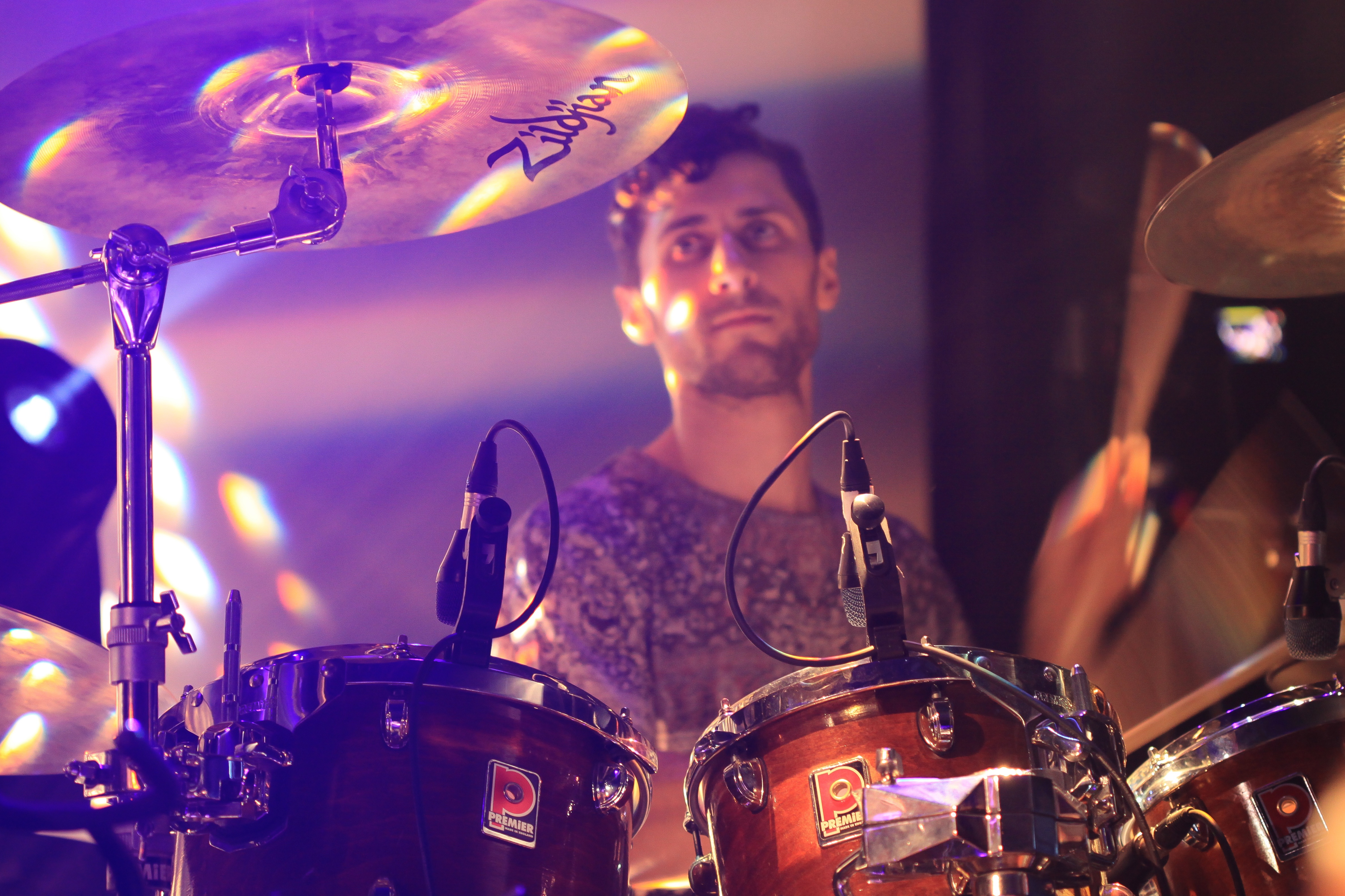 A Production Coordinator, but Still a Drummer Looking for a Good, Steady Rhythm: Robotiq's Gabriel Larivière