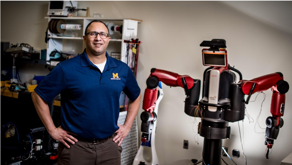 The Cobot Experience: Lionel P Robert Jr. & The Risks and Rewards of Human-Robot Interaction