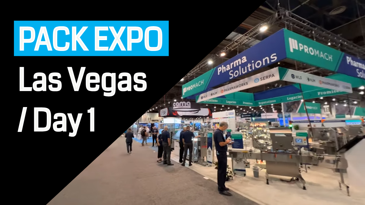The Best of Day 1 @ Pack Expo Las Vegas 2021
