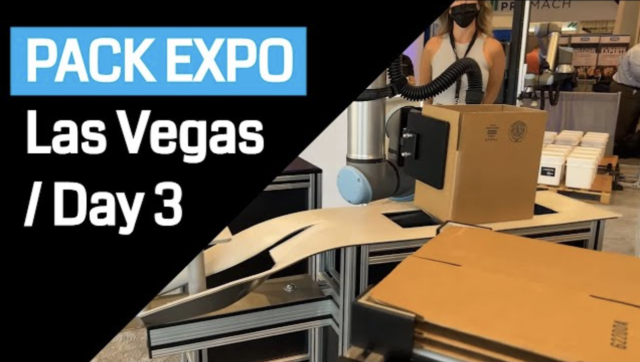 The Best of Day 3 @ Pack Expo Las Vegas 2021
