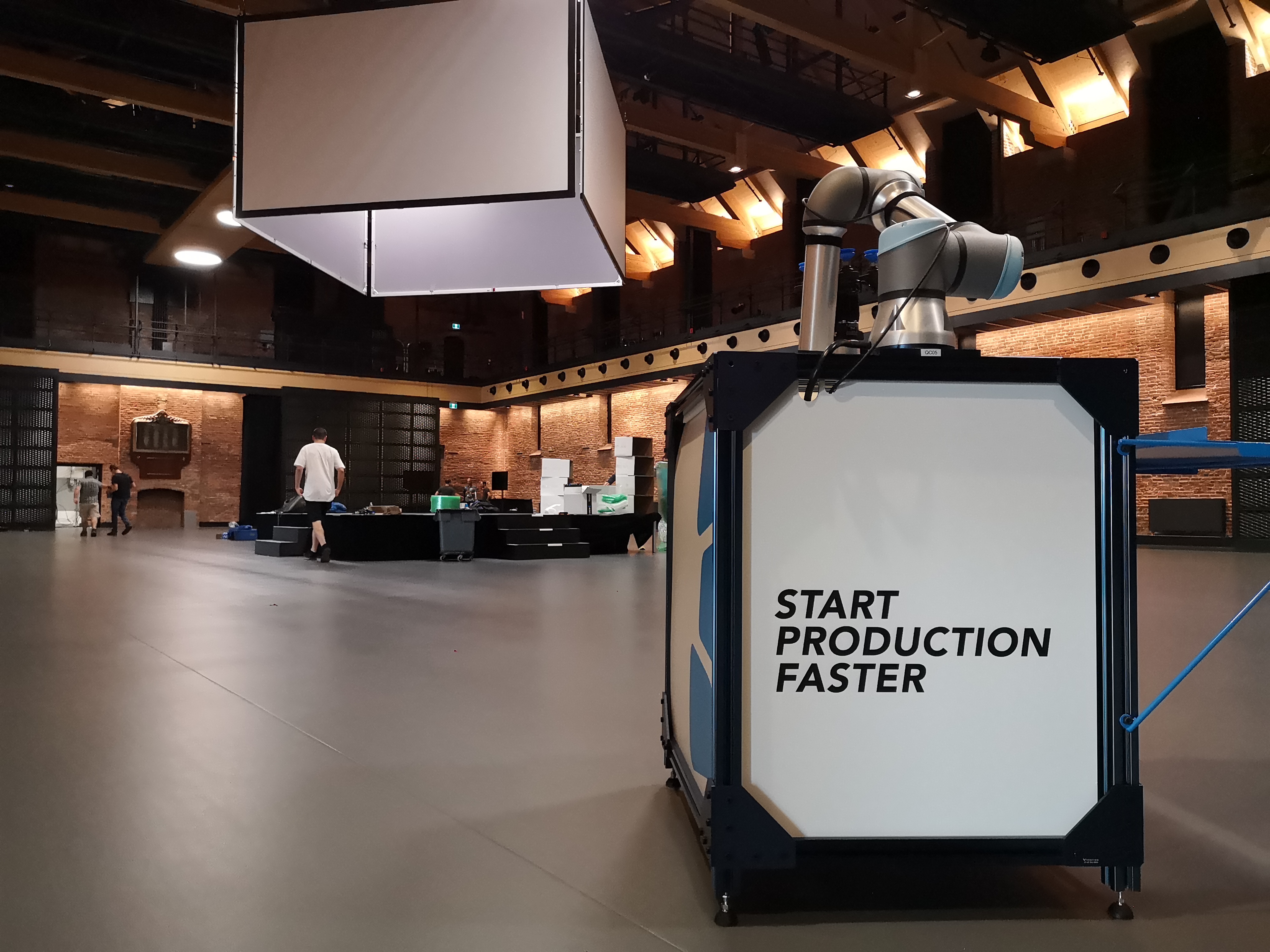 Workfloor: Robotics News for the Factory