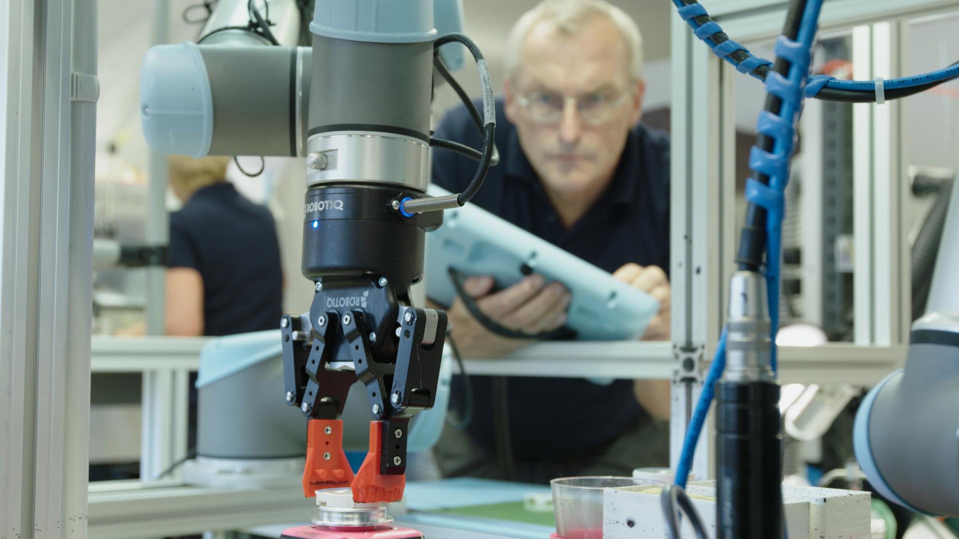 Six Steps for Preparing Your Team for Lean Robotics