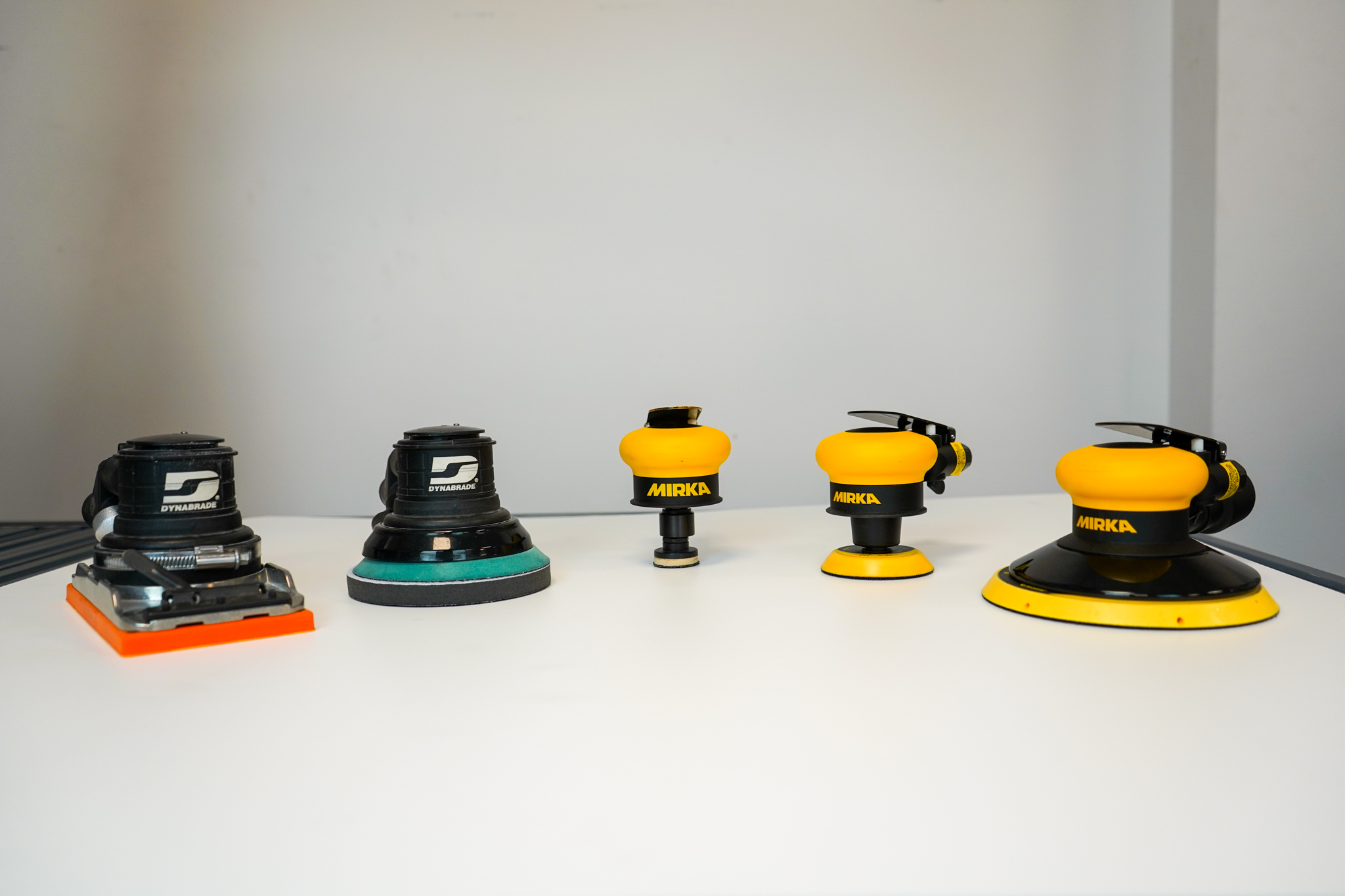 Sanding Tools: 7 Steps to Pick the Best Tool for a Robot