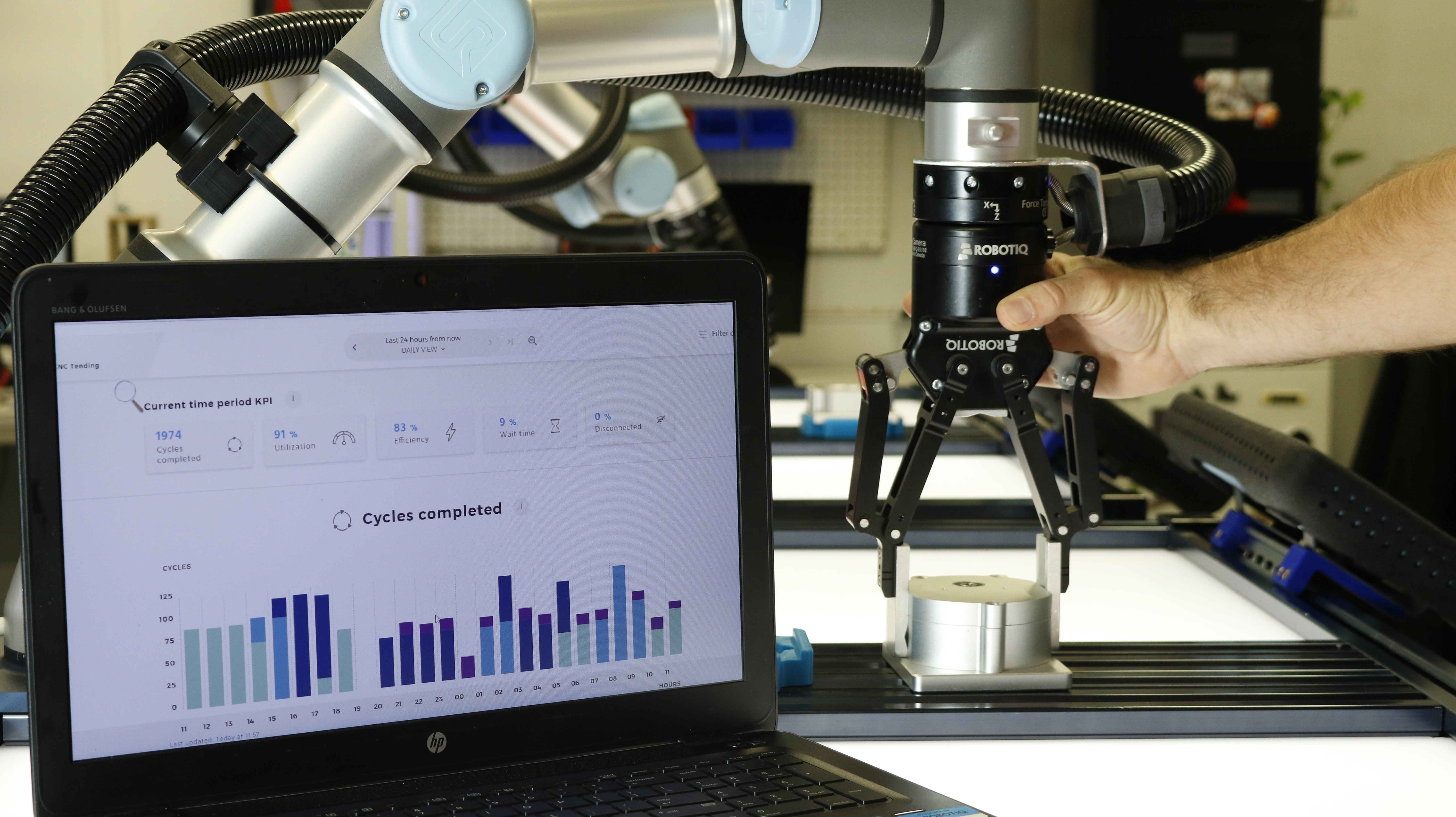 Improve your Robot's Performance with Analytics