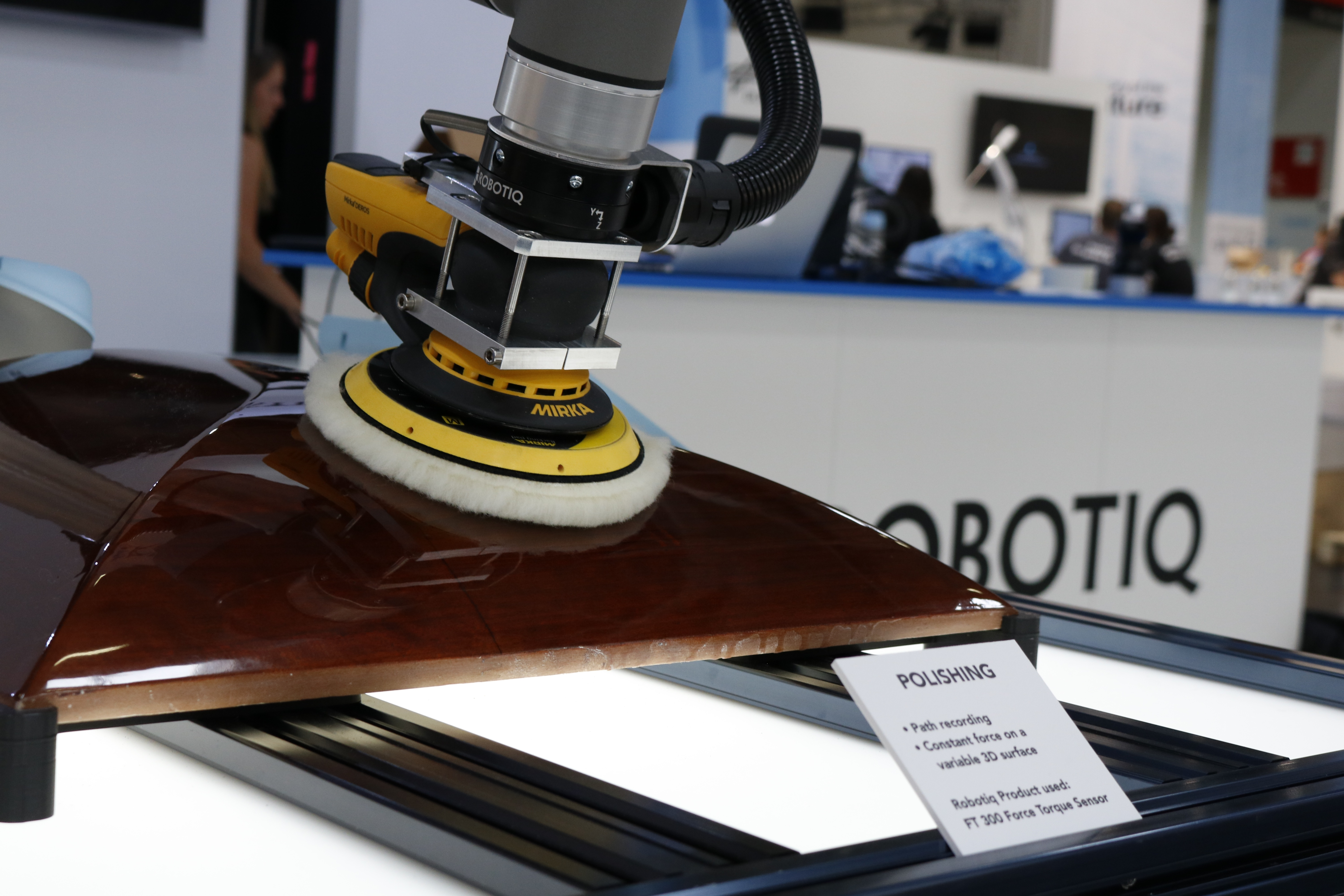 Get Insights from the Robotiq Booth at automatica!