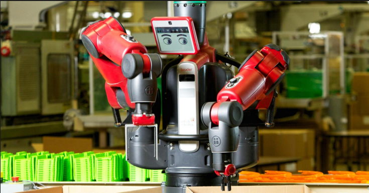 Robots Tackling the Three D's of Industry