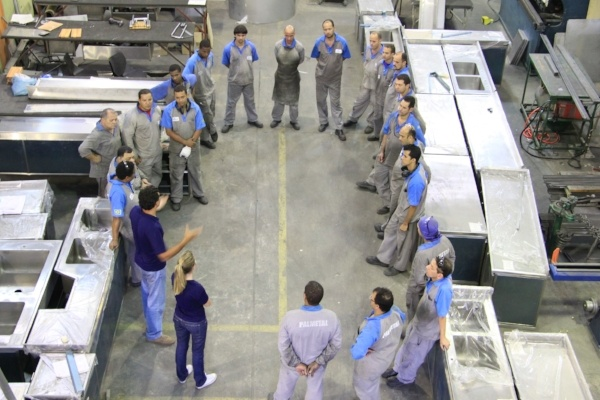 Use Four Strategies to Fill the Manufacturing Gap With People