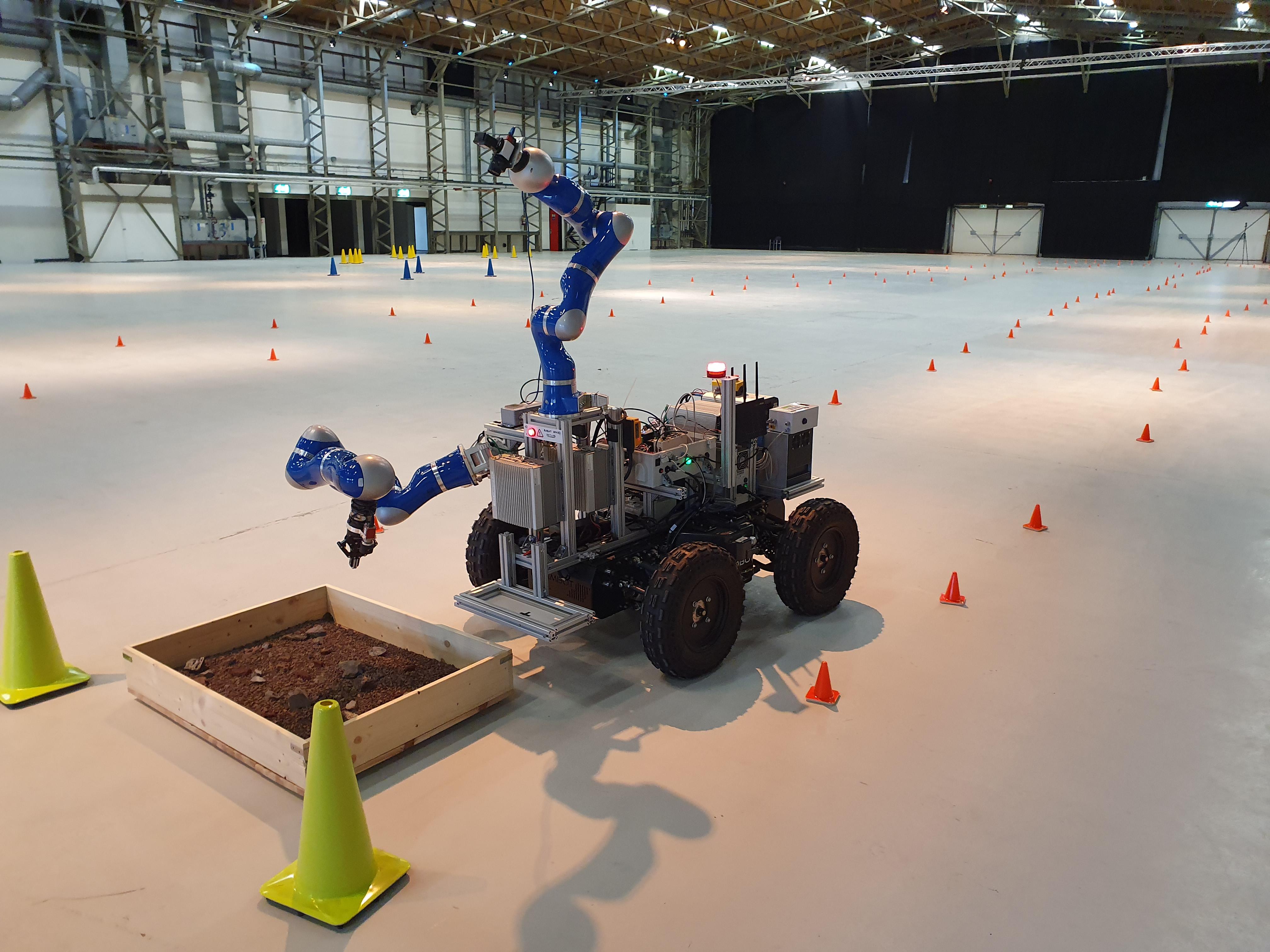 What's New In Robotics? 25.10.2019