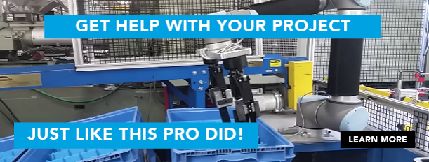 get help with your robotic project