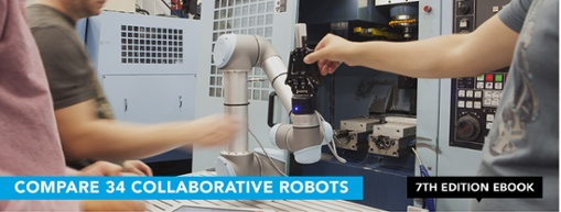 compare 34 collaborative robots