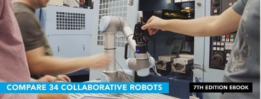 compare 34 collaborative robots