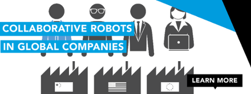 collaborative robots in global companies