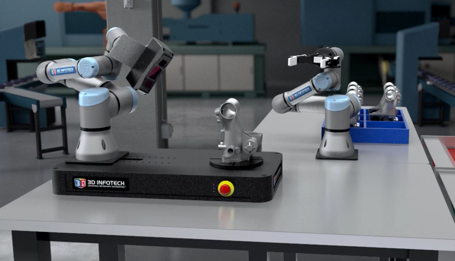 Robot Metrology: Overcoming the Inspection Bottleneck