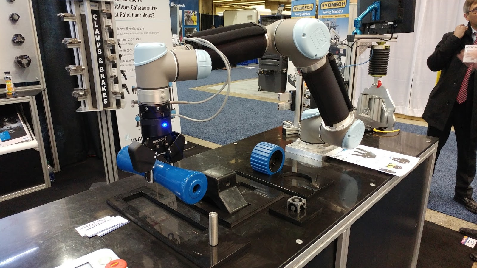Montreal Manufacturing Technology Show 2016 Key Takeaways