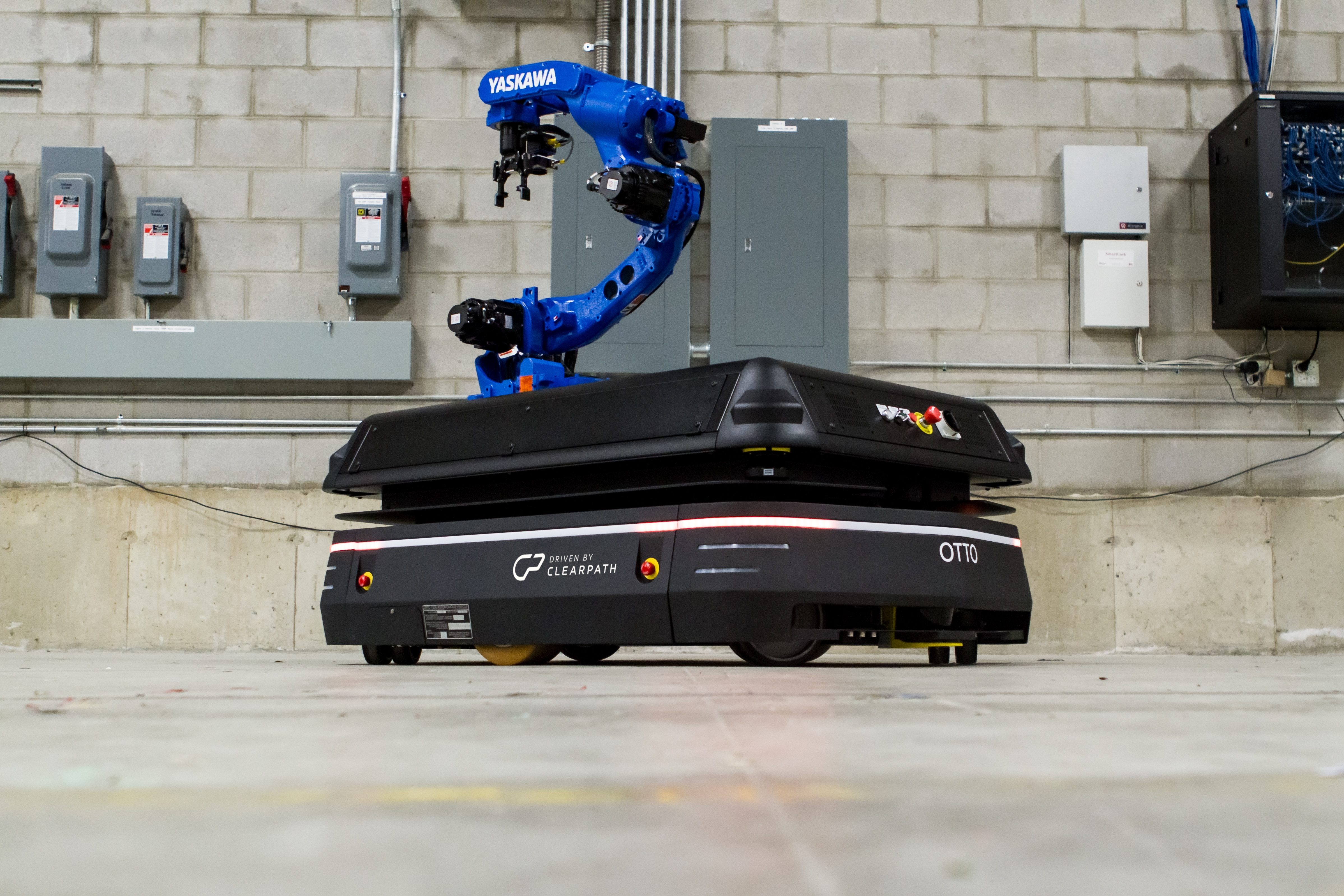 New Mobile Manipulator from OTTO Motors