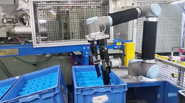 Pallets + Robots = a Competitive Advantage?