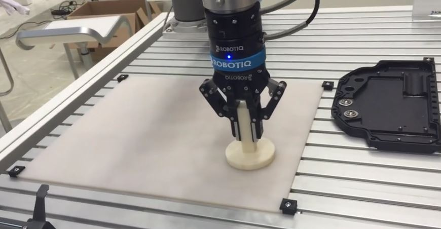 The Future of Robotic Finishing Applications