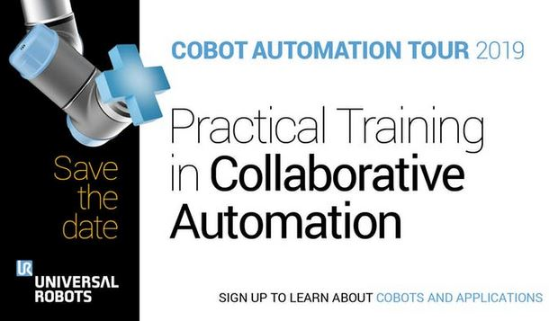 The Cobot Automation Tour (UK) 2019