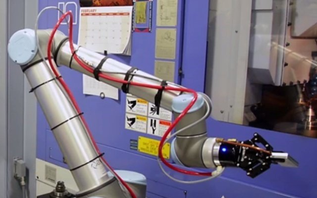Increasing CNC Productivity: More Machines, Outsourcing, or Robots?