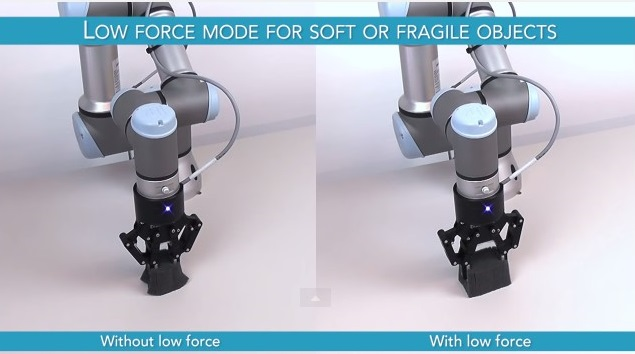 low-force-mode-adaptive-gripper