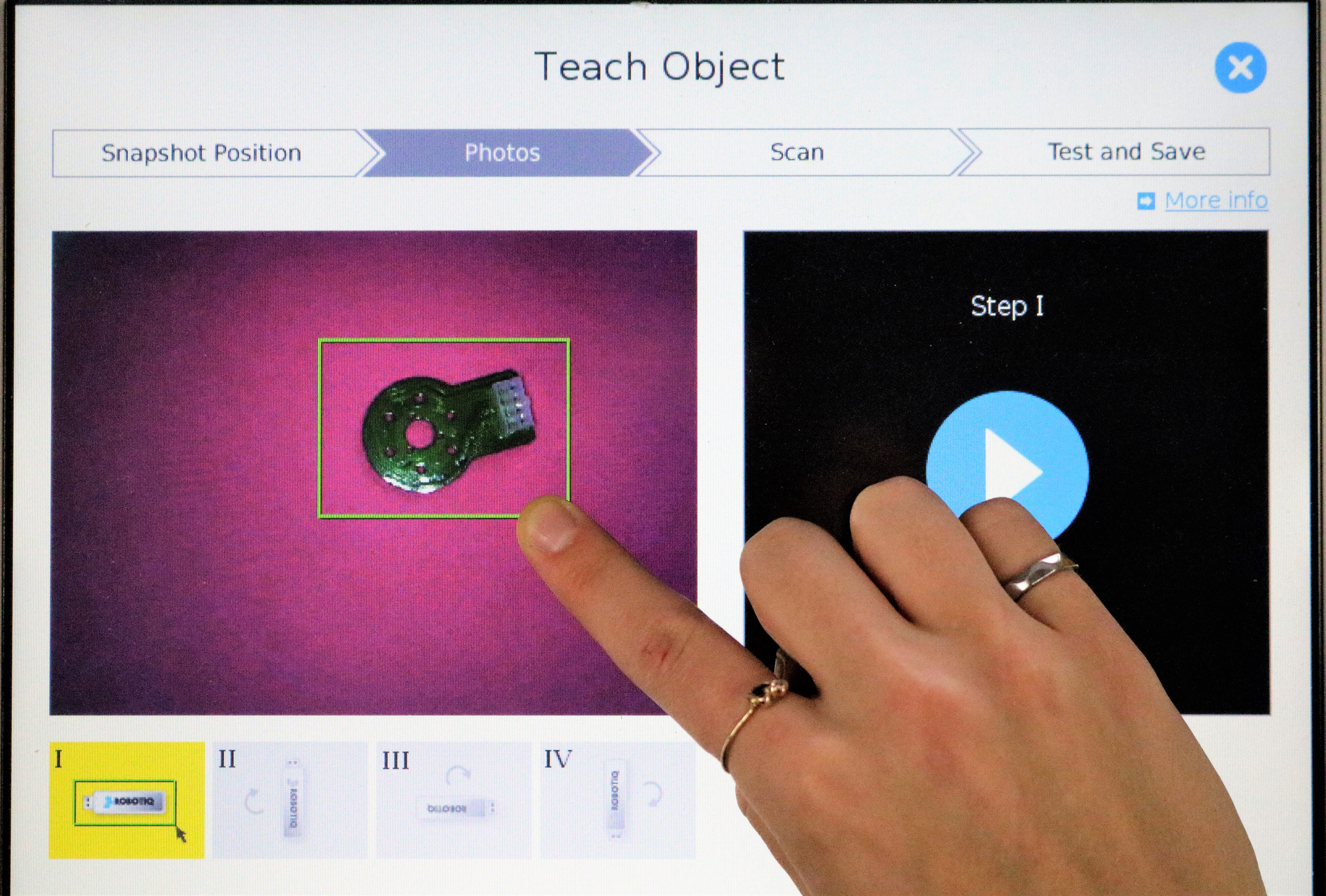 Robotiq Wrist Camera Software Update Now Available