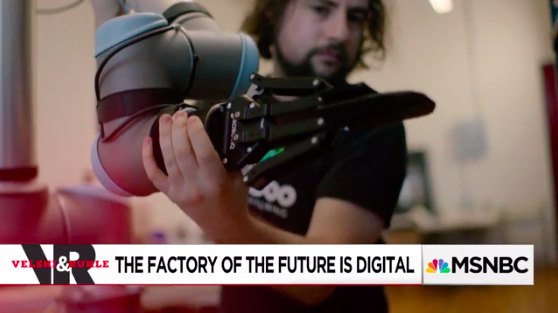 Robotiq Helps Build the Factory of the Future
